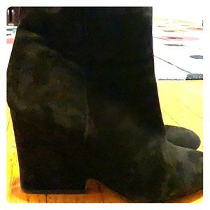 Sexy Sam Edelman Booties - wedge